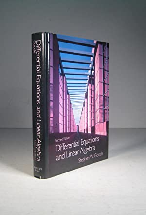 Differential Equations and Linear Algebra. Second Edition