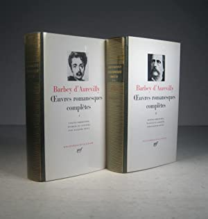 Oeuvres romanesques complètes. Tomes I et II (1 et 2). 2 Volumes