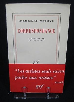 Correspondance: Rouault, Georges et