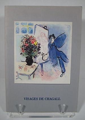 Visages de Marc Chagall. Centenaire 1887-1987: Forestier, S. et