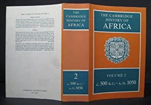 The Cambridge History of Africa. Volume 4 : From c. 1600 to c. 1790