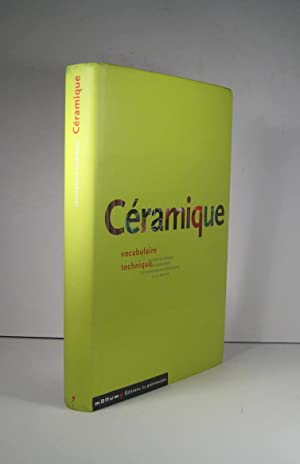 Céramique. Vocabulaire technique