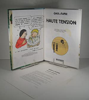 Quick & Flupke. Haute tension