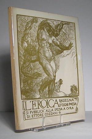 L'Eroica. Rassegna d'ogni poesia. Anno IV (4),: L'Eroica (Ettore Cozzani)