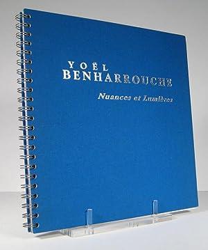 Nuances et lumières: Benharrouche, Yoël (Préf. de David Bensoussan)