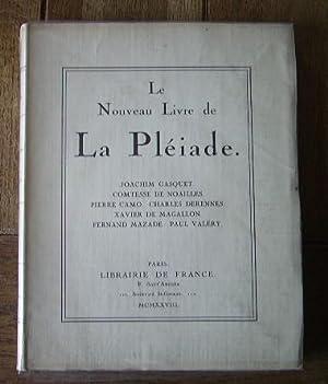 le nouveau livre de la pl iade by gasquet joachim noailles comtesse de camo pierre derennes