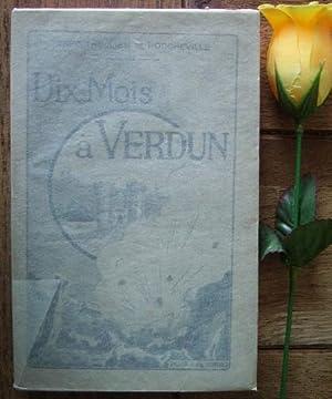 Dix mois à verdun, la 28e D.I.: THELLIER de PONCHEVILLE