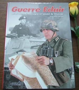 Guerre éclair 1939-1941, l'Allemagne à l'assaut de: RECIO CARDONA Ricardo