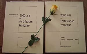 2000 ans de fortification française, 2 vol.: ROCOLLE Colonel