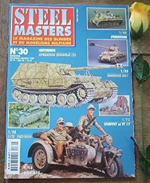 Euromilitaire 1998. Le Sturmtiger 1/48. Isherman M51: COLLECTIF