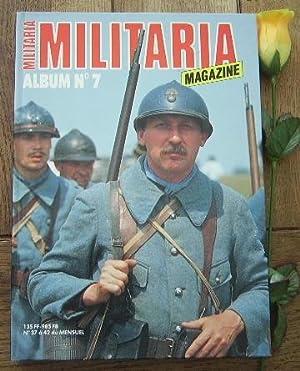 Album n° 7 Armes militaria du n°: COLLECTIF