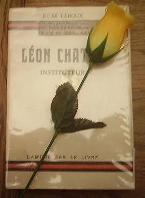 Léon Chatry instituteur: LEROUX Jules