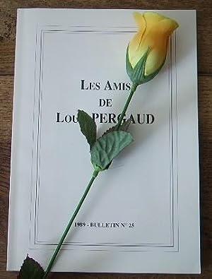 Pages retrouvées de Louis Pergaud. Ecrits sur: COLLECTIF