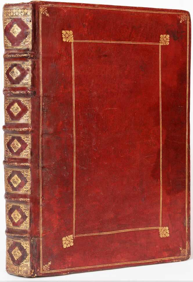 [Chambre des Comptes de Bretagne]. Table par alphabet de tous les livres des mandements estants au ...