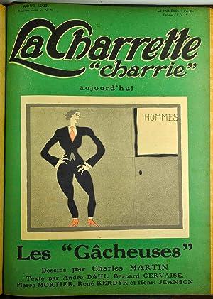 """Charrette """"charrie"""" aujourd'hui (la)."""