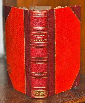 Châtiments, par Victor Hugo. 1853.: HUGO (Victor);