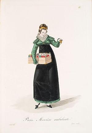 Costumes d'ouvrières parisiennes.: LANTÉ (Louis Marie);GATINE