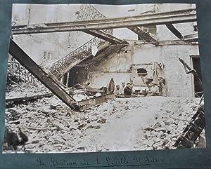 Photographies de la Grande Guerre].