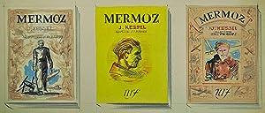 Etudes pour la couverture NRF Gallimard de Mermoz de Joseph Kessel].: PARRY (Roger);