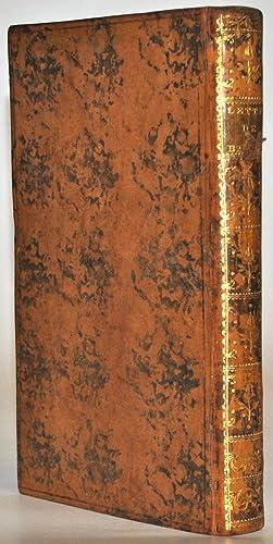 Lettre de Brutus, sur les Chars anciens et modernes.: DELISLE DE SALES (J.-B.-C. Izouard, dit);
