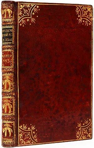 Libri dialecticae legalis quinque. Authore Christophoro Hegendorphino.: HEGENDORF (Christoph);