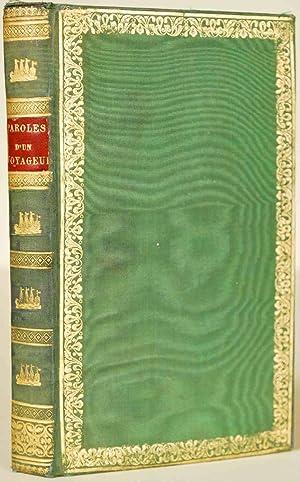 Paroles d'un Voyageur (Monstruosité littéraire) par Charles O***: O'KELLY (...