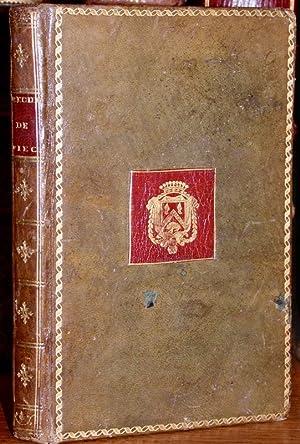 Recueil de dix ouvrages publiés de 1787 à 1789.: DUCHESNE DE VOIRON (Louis-Henri);