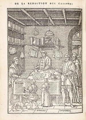 Le Refuge et Garand des Pupilles, Orphelins, et Prodigues : Traité fort utile et necessaire ...