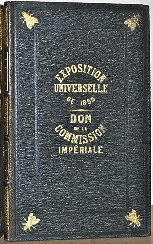 Exposition des produits de toutes les Nations.1855. Catalogue officiel publié par ordre de ...