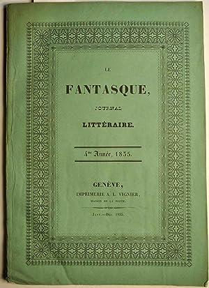 Le Fantasque Journal Littraire