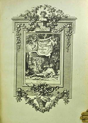 Les Amours pastorales de Daphnis et Chloé, escrites en Grec par Longus, & translat&...