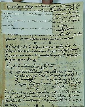 Le Méchant. Comédie en cinq Actes et en Vers. Par M. Gresset de l'Acadé...