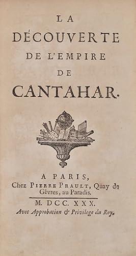 La Découverte de l'Empire de Cantahar.: VARENNES DE MONDASSE;