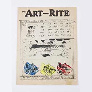 Art-Rite, issue 8, Winter 1975