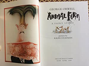 Animal Farm: A Fairy Story: George Orwell; Ralph