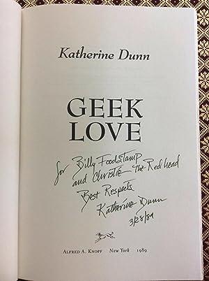Geek Love: Katherine Dunn