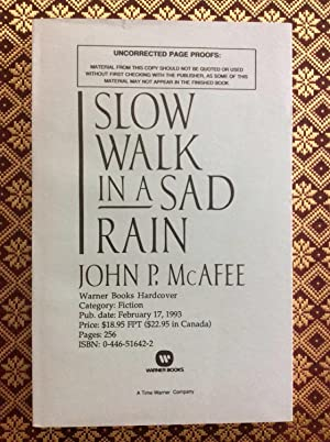 Slow Walk in a Sad Rain