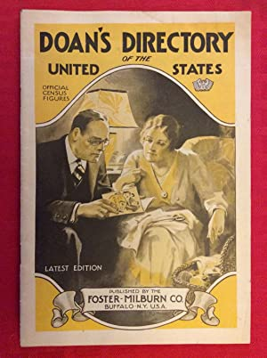 Doan's Directory of the United States: Foster-Milburn Co.