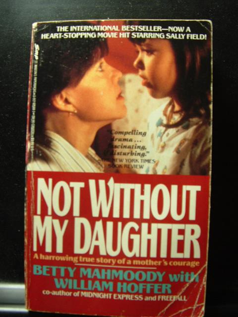 betty from not without my daughter