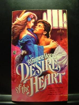 DESIRE OF THE HEART: Vickery, Katherine