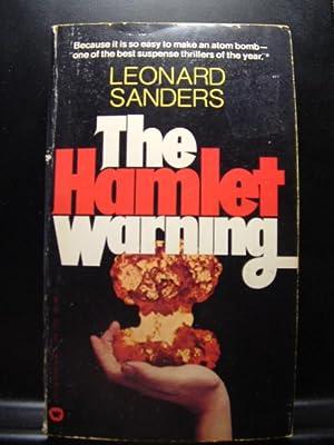 HAMLET WARNING: Sanders, Leonard