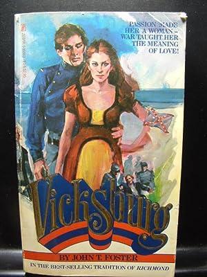VICKSBURG: Foster, John T.