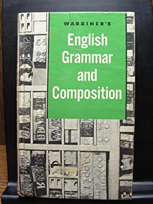 ENGLISH GRAMMAR AND COMPOSITION - Grade 9