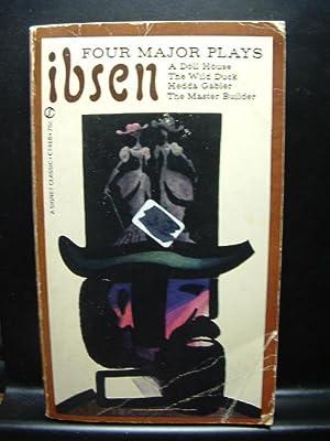 IBSEN: FOUR MAJOR PLAYS - Volume 1: Ibsen, Henrik