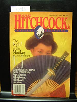 ALFRED HITCHCOCK'S MYSTERY - Sep, 1984: Hitchcock, Alfred -