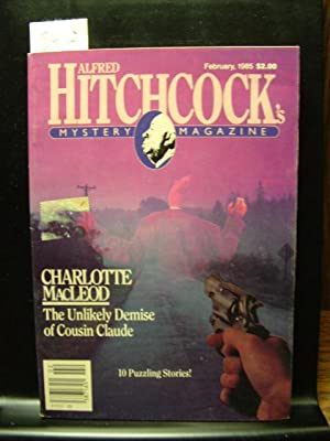 ALFRED HITCHCOCK'S MYSTERY - Feb, 1985: Hitchcock, Alfred -