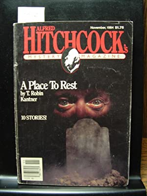 ALFRED HITCHCOCK'S MYSTERY - Nov, 1984: Hitchcock, Alfred ---