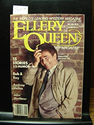 ELLERY QUEEN'S MYSTERY - Aug, 1989: Edward D. Hoch