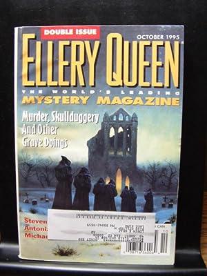ELLERY QUEEN'S MYSTERY - Oct, 1995: Gillian linscott ---