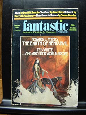 FANTASTIC SCIENCE FICTION AND FANTASY - Jan, 1974